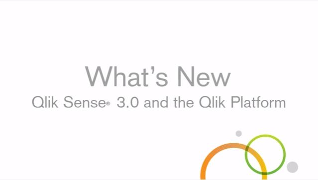 Qlik sense 3.3