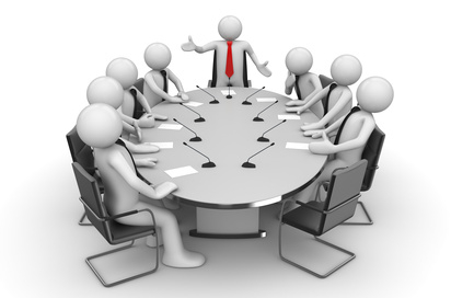 Consejos para organizar una reunión de negocios.
