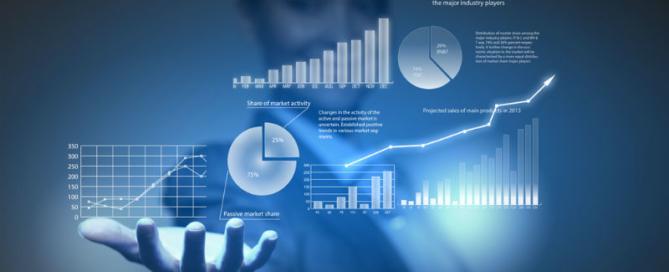 La transformación digital nos lleva hacia el análisis de datos.