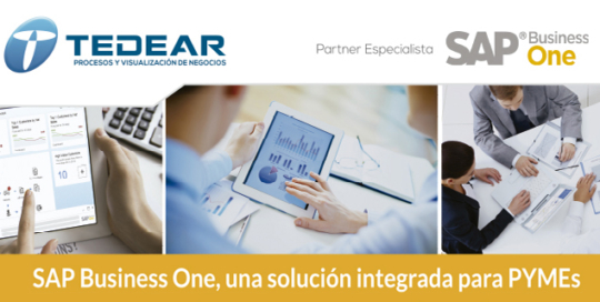 SAP Business One, una solución integrada para Pymes